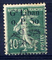 GRAND LIBAN - 24° - TYPE SEMEUSE - Gran Líbano (1924-1945)