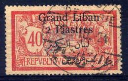 GRAND LIBAN - 31° - TYPE MERSON - Grand Liban (1924-1945)
