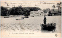 29 Environs De MORLAIX - Bas De La Rivière - Morlaix