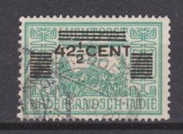 Nederlands Indie 214 TOP CANCEL BANDOENG ; Flugzeug Avion Vliegtuig Aeroplane 1934 NETHERLANDS INDIES PER PIECE - Vliegtuigen