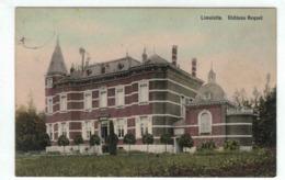 Limelette - Château Bequet - Colorisée  - Ed. V.Ghenne - Ottignies-Louvain-la-Neuve