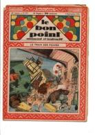 LE BON POINT AMUSANT N°979  3/9/1931  LE TRAIN DES FAUVES - Altre Riviste