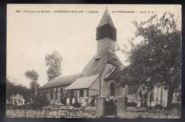 FRESNE LE PLAN 76 - L'Eglise - A105 - Autres Communes