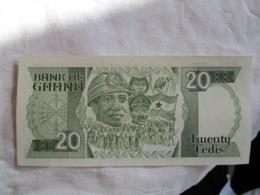 Ghana 20 Cedis 1986 - Ghana