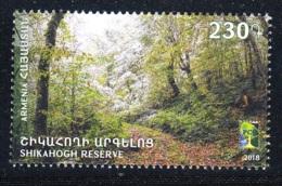6.- ARMENIA 2018 RCC. Shikahogh Reserve - Protección Del Medio Ambiente Y Del Clima