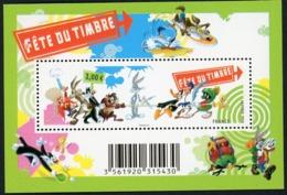 FRANCE Blocs & Feuillets F 4341 / Fête Du Timbre, Looney Tunes / ** MNH. TB - Blocs & Feuillets