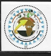 ALGERIA, 2019, MNH,FOOTBALL, SOCCER, AFRICA NATIONS CUP,1v - Coppa Delle Nazioni Africane