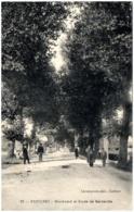 50 CARTERET - Boulevard Et Route De Barneville - Carteret