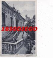 CASTROREALE - PALAZZO DI CITTA' F/PICCOLO VIAGGIATA ANIMAZIONE - Messina