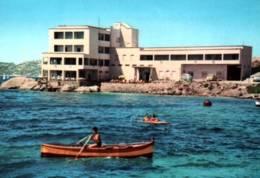 """CPSM - LA MADDALENA - HOTEL E.S.I.T. """"IL GABBIANO"""" ... - Italia"""