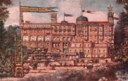 CPA - TAORMINA - MIRAMARE PALACE HOTEL ... (carte Illustrée) - Italia