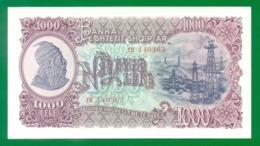 Albania 1000 Leke 1957 P32 UNC - Albanien