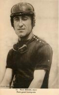 """"""" Henri BREAU """" Stayer - Coureur Cycliste Né à St Pierre D'oléron Oléron - Cyclisme Vélo - Tour De France - Cyclisme"""
