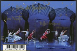 FRANCE Blocs & Feuillets F 4983 / Fête Du Timbre, Ballet Preljocaj / ** MNH. TB - Mint/Hinged