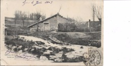 69 . Rhone : Francheville  : Lavoir Au Pont  D ' Alai . - Frankreich