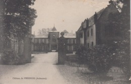 CPA (Sedan) - Château De Fresnois - Sedan
