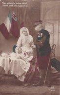 Soldat Et Infirmière (lot De 3 Cartes) - Guerre 1914-18
