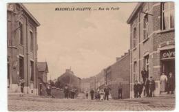 Marcinelle - Villette - Rue De Forêt - Café - Belle Animation - O Masset Dal - Charleroi