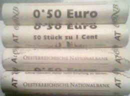@Y@  Oostenrijk  Austria   Rol / Rolleux  1 Cent  2005  UNC - Austria