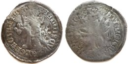 18-FRANCE MÉDIÉVALE - François Ier - Blanc Franciscus Ou Dizain (1,63 G) - 987-1789 Monnaies Royales