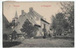 Hannut - Merdorp - Le Presbytère - Animée - Ed. Fauville N°3 - Hannut
