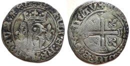 19-FRANCE MÉDIÉVALE - Charles VIII [1483-1498] - Karolus - Tours (2,18 G) - 1483-1498 Charles VIII. L'Affable