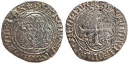 21-FRANCE MÉDIÉVALE - Charles VII - Blanc à La Couronne - Troyes (2,24 G) - 987-1789 Monnaies Royales