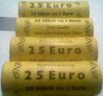 @Y@  Oostenrijk  Austria   Rol / Rolleux  1 Euro 2005  UNC - Austria