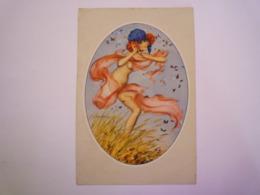GP 2019 - 1982  Illustrateur  Leo FONTAN  :  Les 4 Saisons D'Amour -  L'ETE   XXX - Autres Illustrateurs