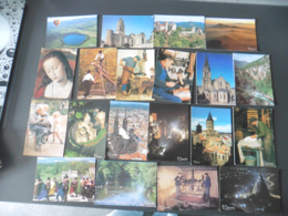 LOT   DE   119  CARTES  POSTALES    DE    FRANCIS   DEBAISIEUX - Cartes Postales