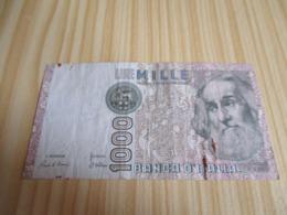 Italie.Billet 1000 Lires. - [ 2] 1946-… : République