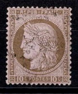 France Cérès 1875 - YT N°54 - Oblitéré - 1871-1875 Cérès