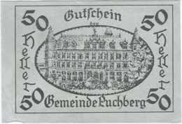 Austria (NOTGELD) 50 Heller Puchberg  Kon-fs 785 A.3  UNC Ref 3632-1 - Austria