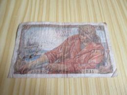 France.Billet 20 Francs Pêcheur 12/02/1942. - 1871-1952 Antichi Franchi Circolanti Nel XX Secolo