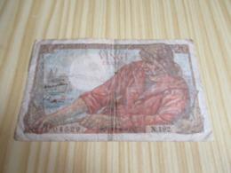 France.Billet 20 Francs Pêcheur 14/10/1948. - 1871-1952 Antiguos Francos Circulantes En El XX Siglo