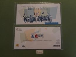 """FRANCE 2019 BLOC SOUVENIR PHILATELIQUE """" 75e ANNIVERSAIRE DE LA LIBÉRATION DE PARIS """" NEUF** - Souvenir Blocks & Sheetlets"""