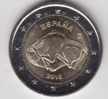 @Y@   Spanje  2  Euro  2015  Commemorative  UNC  (20152) - Espagne