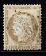 France Cérès 1873 - YT N°55 - Oblitéré - 1871-1875 Cérès