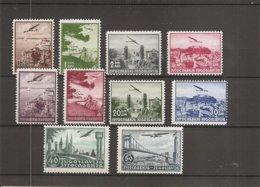 Yougoslavie ( PA 7/16 XXX -MNH) - Airmail