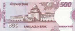 BANGLADESH P. 45a 500 T 2003 UNC - Bangladesh