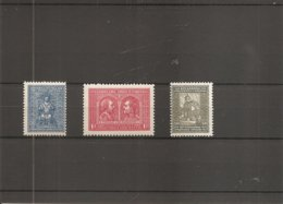 Yougoslavie ( 204/206 XXX -MNH) - 1919-1929 Royaume Des Serbes, Croates & Slovènes