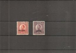 Yougoslavie ( 156/157 XXX -MNH) - 1919-1929 Royaume Des Serbes, Croates & Slovènes