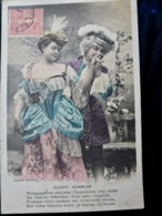 CARTE POSTALE _ CPA VINTAGE : CPA Stebbing _ CHASTE HOMMAGE _ COUPLE _ 1905      // CPA.FTS.276.13.S1 - Couples