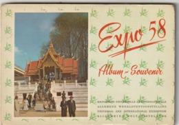 Bruxelles Expo 58 - Album Souvenir - Expositions Universelles