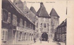 ( 57 ) - Finstingen Stadt-Tor   Carte Allemande Feldpost - Autres Communes