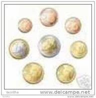 @Y@    Finland  1 Ct   T / M 2 Euro 2013     UNC  8 Coins - Finnland