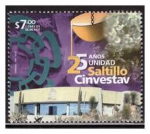 2012 México CINVESTAV Researchers Specializing In Nonferrous Metallurgy AND ADVANCED STUDIES Fundicion De Mineral MNH - México