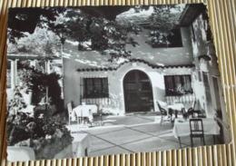 06     -     ROQUEFORT LES PINS AUBERGE DU COLOMBIER HOTEL PENSION @ VUE RECTO/VERSO AVEC BORDS - Non Classés