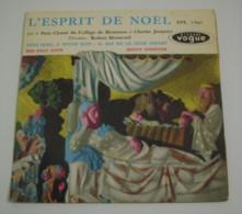 45T L'Esprit De Noël - Weihnachtslieder
