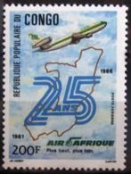 CONGO                     P.A 357                            NEUF** - Neufs